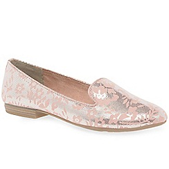 Marco Tozzi - Rose 'Ribera' flat slip on shoes