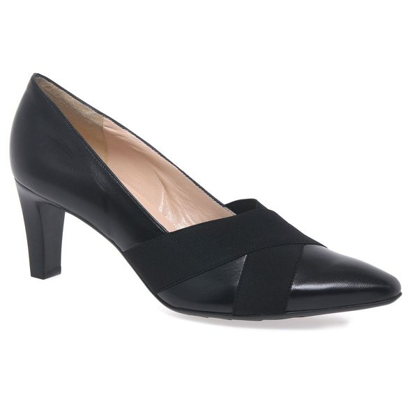 court Kaiser womens Peter 'Malana' shoes Black q7IanSpw