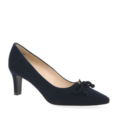 Peter Kaiser - Navy 'Mizzy' womens court shoes