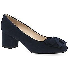 Peter Kaiser - Navy 'Christiane' womens dress court shoes