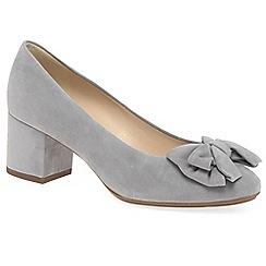 Peter Kaiser - Grey 'Christiane' womens dress court shoes