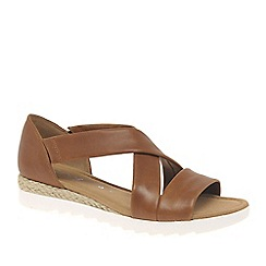 Gabor - Tan 'Promise' Womens Sandals