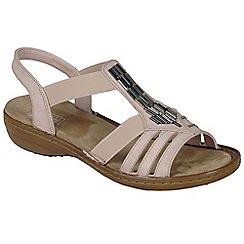 Rieker - Rose 'Nissi' womens casual sandals