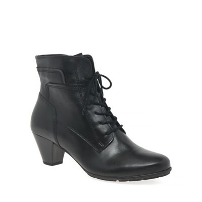 2953b5a20eb79 Gabor Black  National  Ladies Ankle Boots