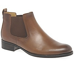 Gabor - Brown 'Zodiac' womens ankle boots