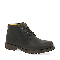Panama Jack - Brown Classic Casual Lace Up Boot