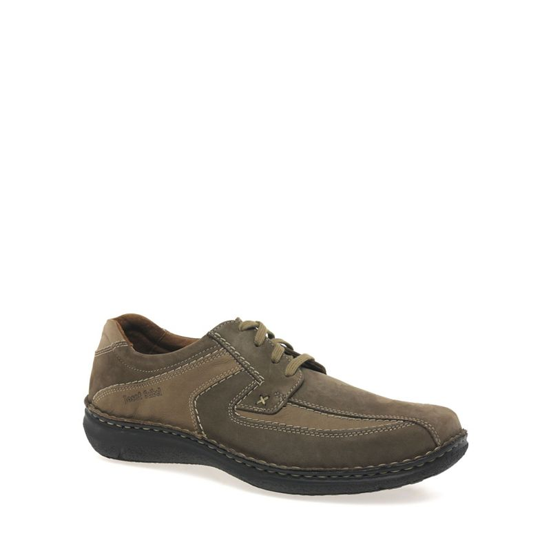 Josef Seibel - Taupe Anvers 08 Mens Casual Shoes