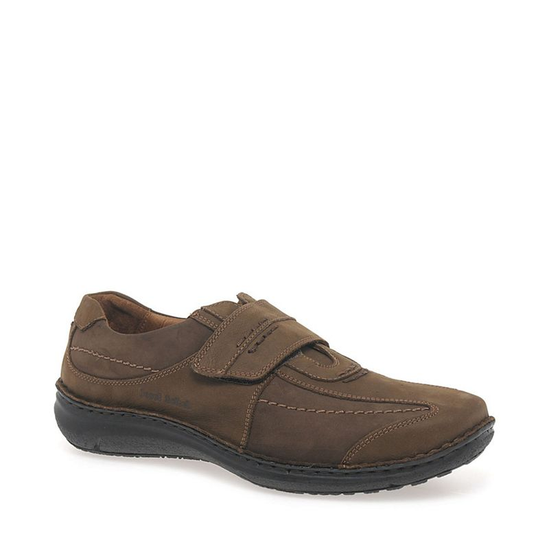 Josef Seibel - Brown Alec Mens Casual Shoes