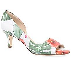 Peter Kaiser - Multi coloured 'jamala ii' womens open toe court shoes