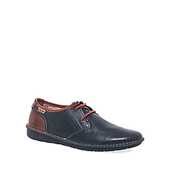 Pikolinos - Navy 'Santiago' Mens Lightweight Casual Shoes