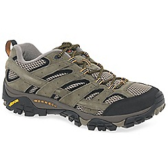 Merrell - Beige 'moab vent 2 mens' sports shoes