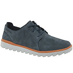 Merrell - Grey 'Downtown Sunsill Lace' casual shoes