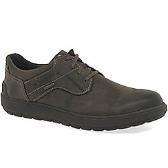 Josef Seibel - Brown leather 'Rudi 59' lace up casual shoes