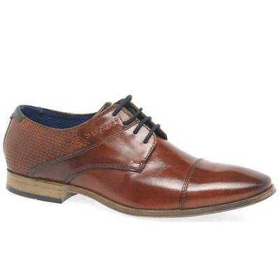 Bugatti - Brown 'Lark' Derby lace up shoes