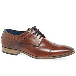 Bugatti - Brown 'Lark' Derby lace up shoes