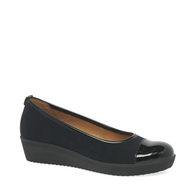 Gabor   Black 'orient' Womens Casual Shoes by Gabor