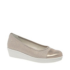Gabor - Beige 'Orient' womens casual shoes