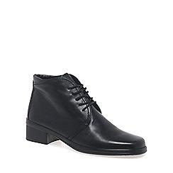 Gabor - Black Elaine Ankle Boot