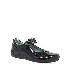 Start-rite - Black patent leather 'Princess Elza' Mary Jane shoes