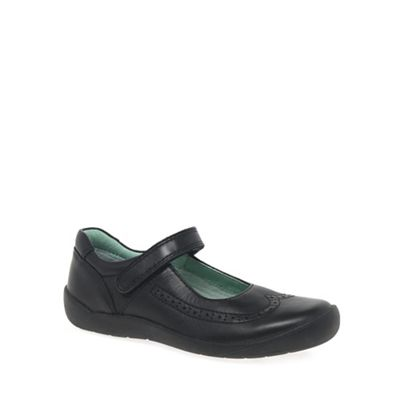 Start-rite - Girls' black leather 'Lizzy' Mary Jane Shoes
