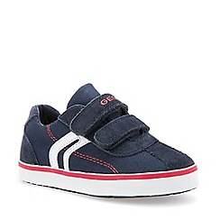 Geox - Boys' navy 'Baby Kilwi' infant shoes
