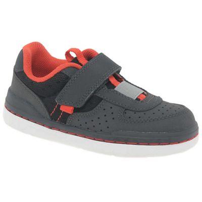 Start-rite - Boys' dark grey 'flow' casual shoes