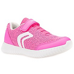 Geox - Cerise 'Waviness' girls trainers