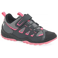Startrite - Grey 'Charge' girls trainers