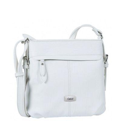 5a2acc2b9c1a Gabor - White  Lisa  womens messenger handbag