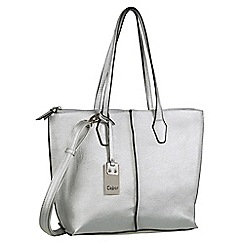 Gabor - Silver 'Zoe' shoulder bag
