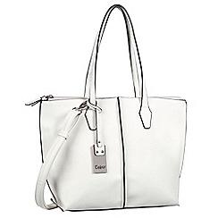 Gabor - White 'Zoe' shoulder bag
