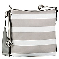 Gabor - Grey 'Nicola' messenger bag
