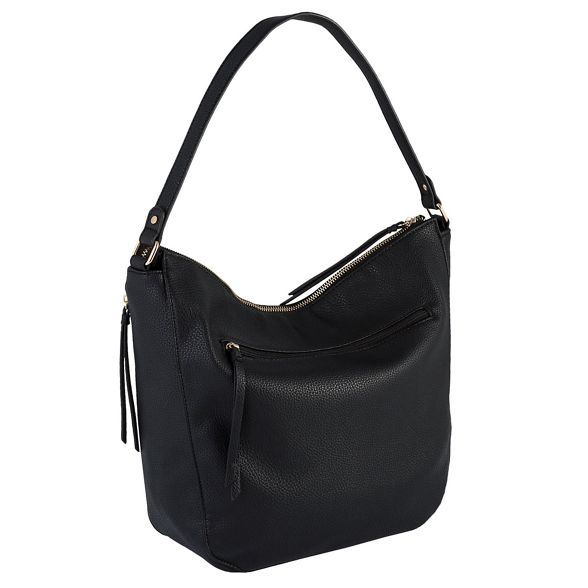 shoulder shoulder Black Gabor 'Fabia' 'Fabia' bag Black Gabor 4qx14w