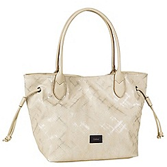 Gabor - Beige 'Granada Spirit' shoulder bag