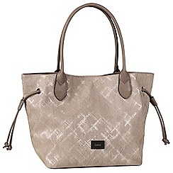 Gabor - Taupe 'Granada Spirit' shoulder bag