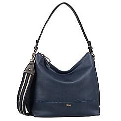 Gabor - Blue 'Tessa' women's shoulder bag