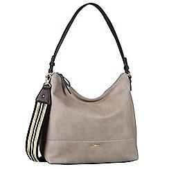 Gabor - Grey 'Tessa' women's shoulder bag