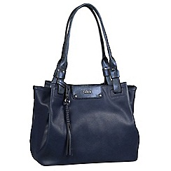 Gabor - Blue 'Lina' shoulder bag