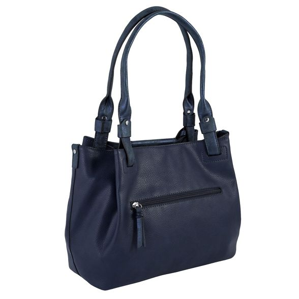 'Lina' shoulder Gabor Gabor Blue bag 'Lina' Blue 1XqIx
