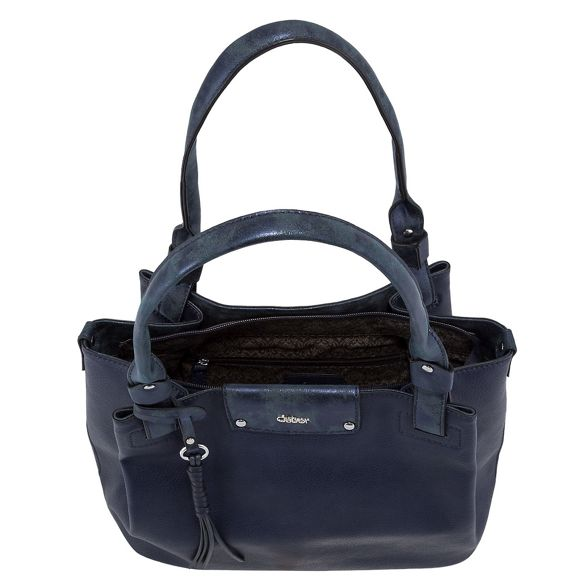 'Lina' Blue shoulder Gabor shoulder Blue bag 'Lina' Gabor 7qxvHw