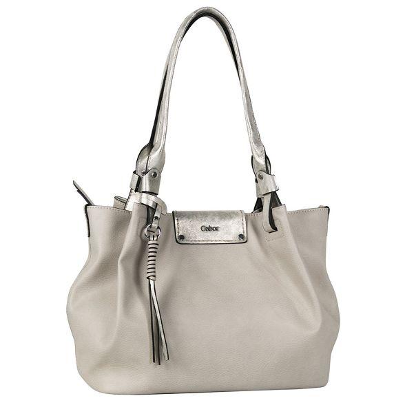 Grey Gabor shoulder 'Lina' Gabor shoulder Grey bag 'Lina' Grey bag Gabor ppnTx