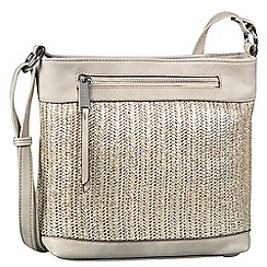 Gabor - Taupe 'Davina' shoulder bag