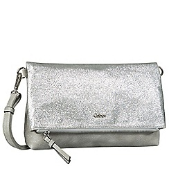 Gabor - Silver 'Leila' shoulder bag
