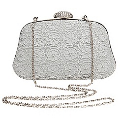 Joe Browns - Grey 'Alicia' occasion bag