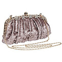 Joe Browns - Mauve 'Harlow' vintage bag