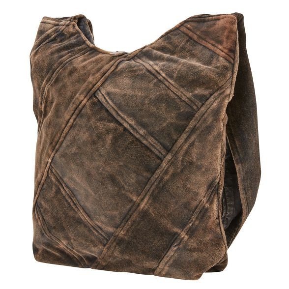 up velvet Brown mix it Joe bag Browns OW4gFc6