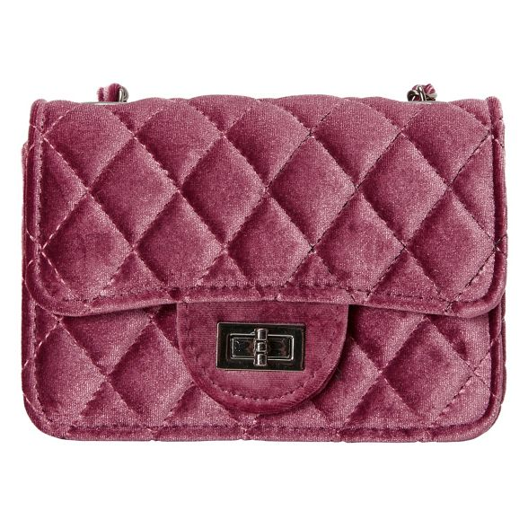 Joe Red velvet Browns cute bag mini 7Apg76
