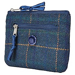 Joe Browns - Blue beautiful tweedy purse
