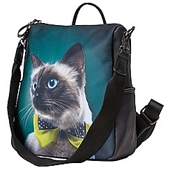 Joe Browns - Multicoloured cute cat bag