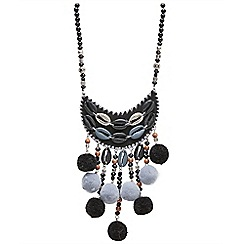 Joe Browns - Black 'Cape Verde' necklace